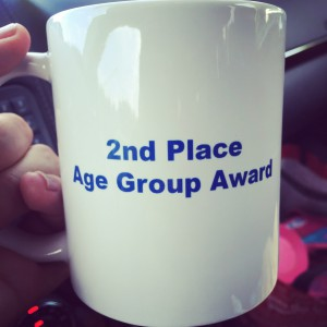 Lots of mugs won this weekend